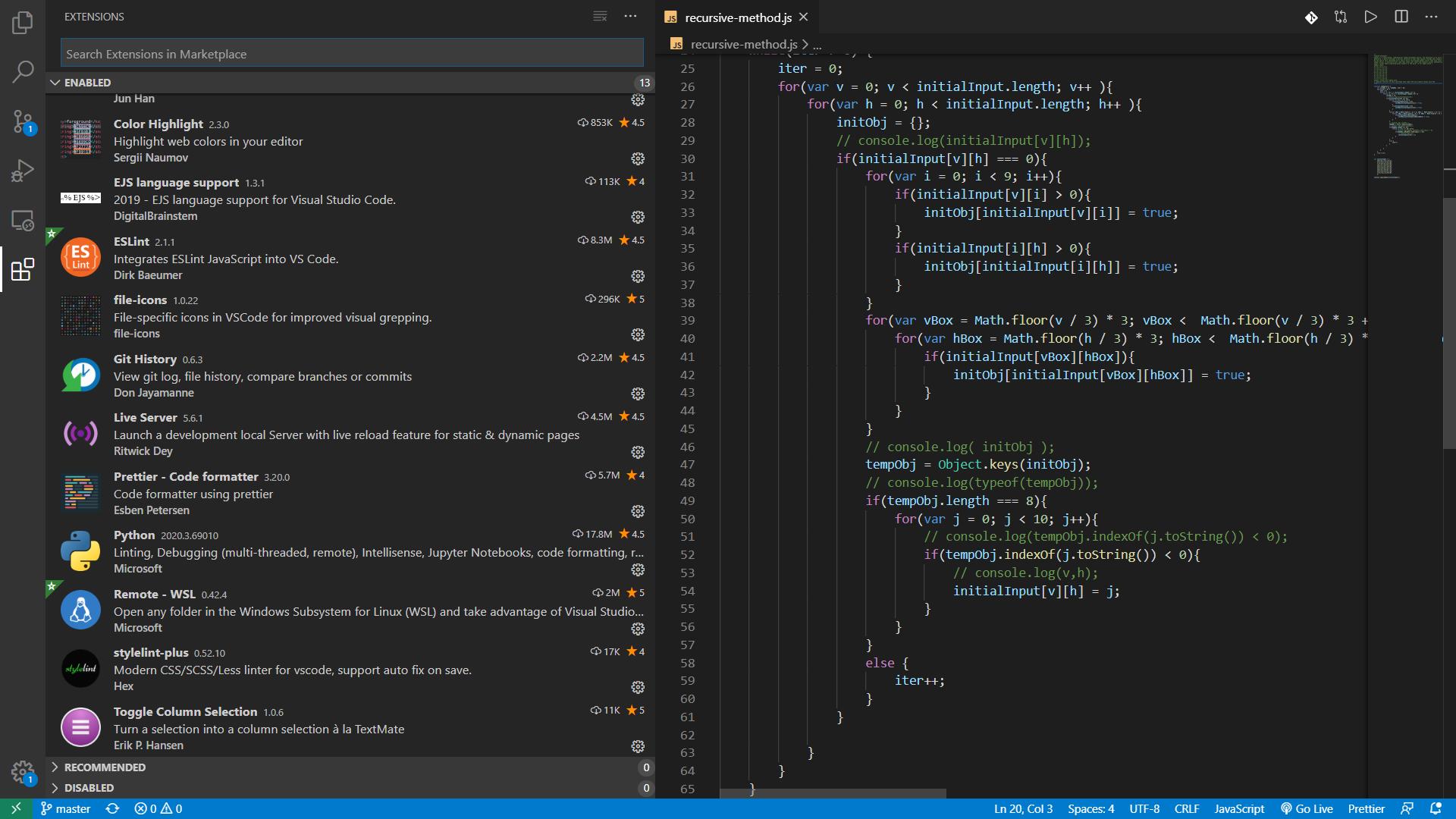 top visual studio code extensions